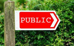 public private A