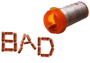 medication bad